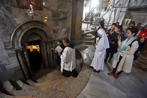 imagenes del lugar de nacimiento de jesus triste navidad en bel 233 n ciudad palestina est 225
