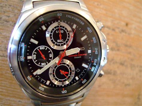 Seiko Snd791 F1 Honda Racing Team reloj seiko f1 honda racing team