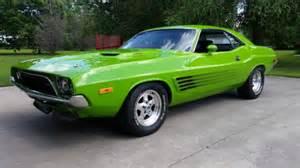 73 Dodge Challenger 73 Dodge Challenger 440 4 Speed