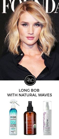 how to blow out bob haircut how to style long bobs and bobs on pinterest