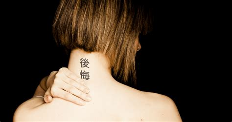 kanji tattoos gone wrong translation and typeface lessons learned from kanji