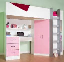 childrens high sleeper cabin beds