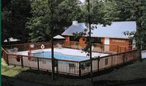 Cabins With Tubs In Oklahoma by Cabins For Rent In Lush Green Oklahoma