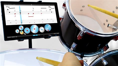 tutorial drum kit android drums learn lessons free guide android apps on google play