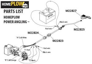 home plow by meyer wiring parts diagrams and part number lists home plow by meyer
