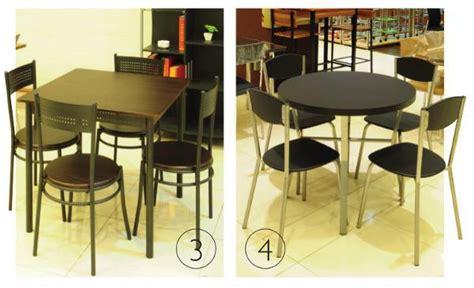 Meja Makan Di Tangerang meja makan empat kursi