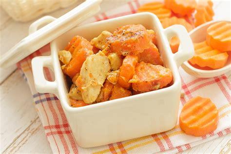 cucinare carote lesse bocconcini di pollo con carote la ricetta per preparare i