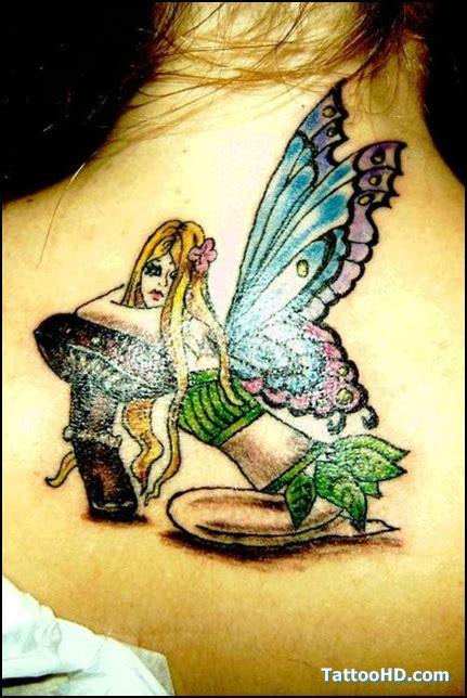 gothic fairy tattoo designs fairies images designs