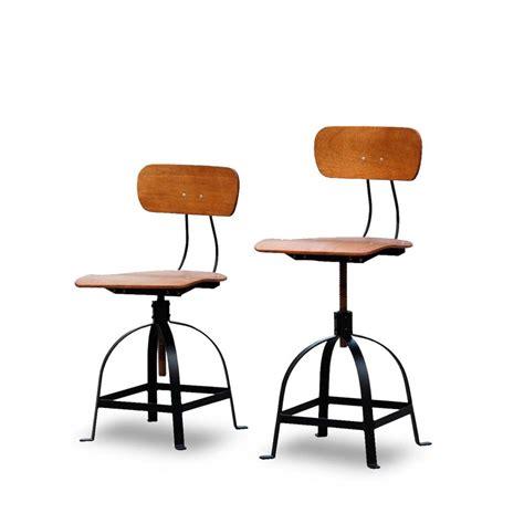 chaise d architecte chaise architecte style industriel jb pennel drawer