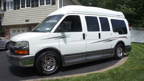 2004 Chevrolet Express 1500 AWD Conversion Van For Sale