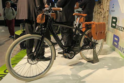 piaggio wi bike e bike news 2016