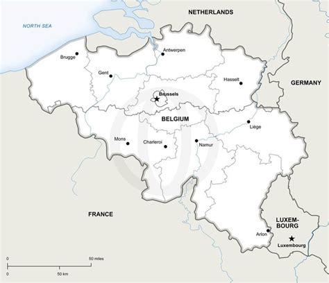 printable map brussels vector map of belgium political resolutions pdf and