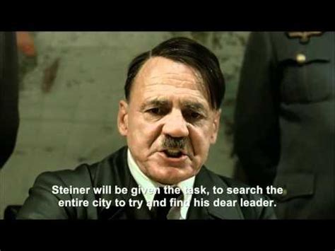 Hitler Movie Meme - downfall hitler reacts video gallery sorted by oldest