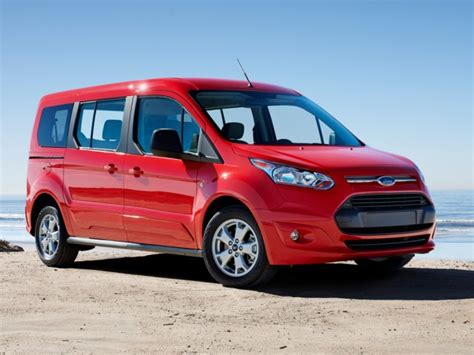 2015 ford transit connect 2015 ford transit connect wagon earns five safety rating