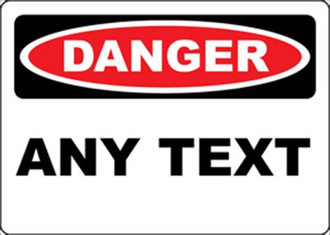 safety sign templates danger sign template www pixshark images galleries