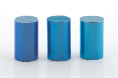 titanium color titanium anodize color selection titanium finishing company