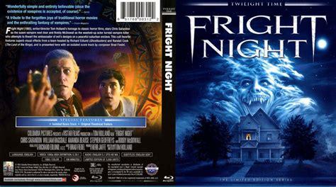 sopro cultural blu ray  hora  espanto fright night