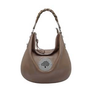 Normal Bench Height Mulberry Daria Satchel In Brown Lyst