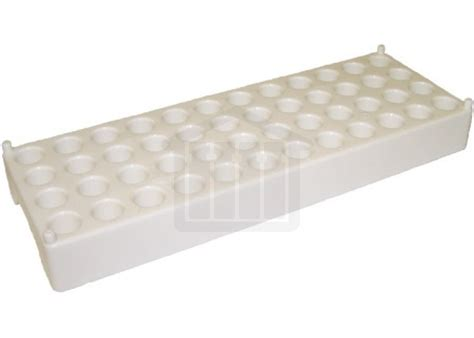 Vial Rack by 48 Position Vial Rack For 15x45mm Vials