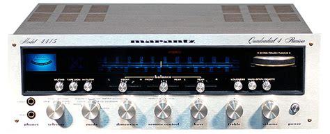 marantz  quadradial receiver manual hifi engine