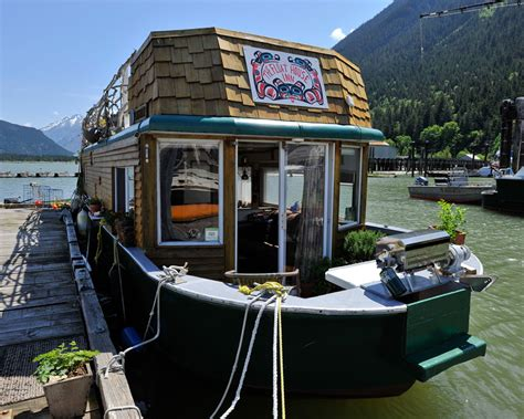 floating boat houses houseboat tiny house swoon