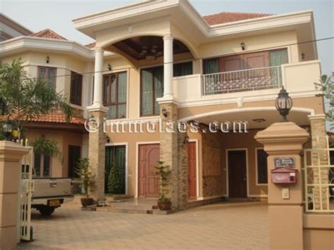 Lao House For Rent In Vientiane Check Out Lao House For Rent In Vientiane Cntravel