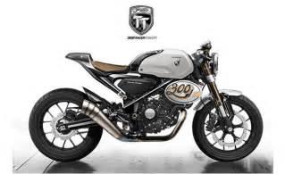 Honda 300 Bike Honda 300 Tt Racer Concept Motorcycle News