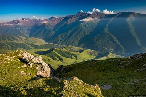 russian mountain stunning nature of the caucasus climbing stolovaya mountain 183 russia travel