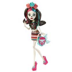 barbie collection 2016 monster 174 skelita calaveras 174 doll shop mattel ideas