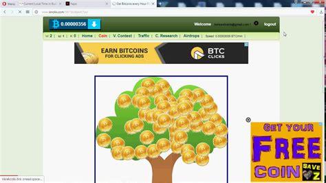 bitcoin faucet tutorial free satoshi xapo faucet tutorial free bitcoin youtube