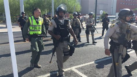 las vegas shooting drill responders for a real active shooter at las