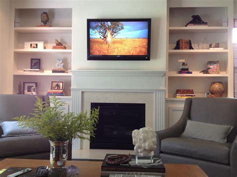 Built In Shelves Living Room Atlanta Real Estate And Home Improvement News Add Custom Built In Shelves To Add Interest