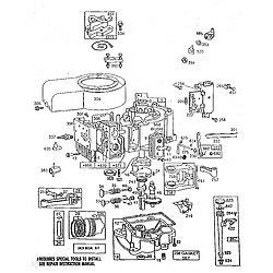 Briggs Amp Stratton 11 Hp Briggs Amp Stratton Engine Parts