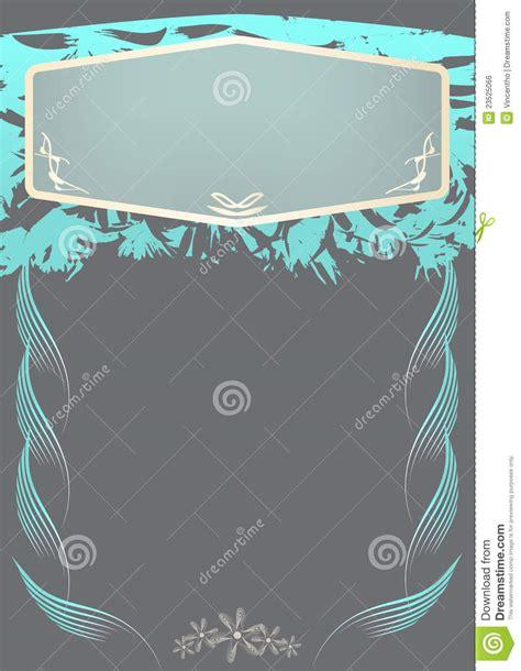 special design invitation card special invitation card design royalty free stock image
