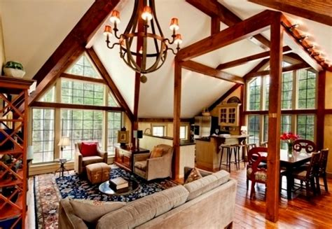 barn houses eclectic interior decor exles