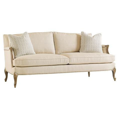 herringbone sofa osie french beige herringbone antique gilt sofa kathy