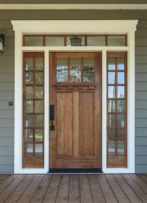 best 25 wood front doors ideas on diy