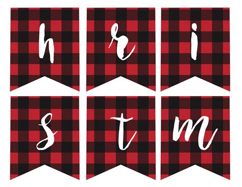 Free Printable Merry Christmas Letters Christmaswalls Co Merry Letter Banner Template