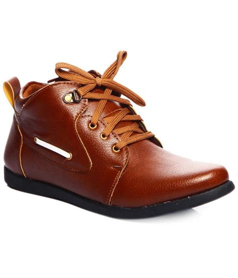 D Island Shoes Casual Leather Brown shoe island brown canvas shoes price in india buy shoe island brown canvas shoes at snapdeal
