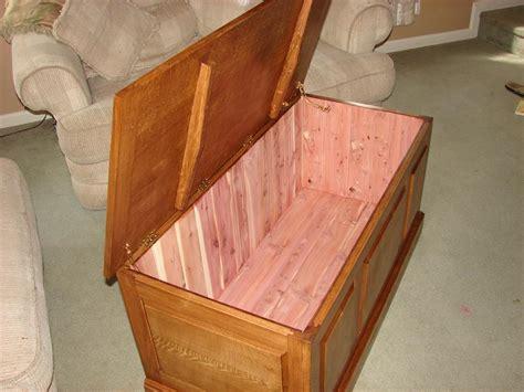 pattern for wooden hope chest keith s white oak blanket chest the wood whisperer