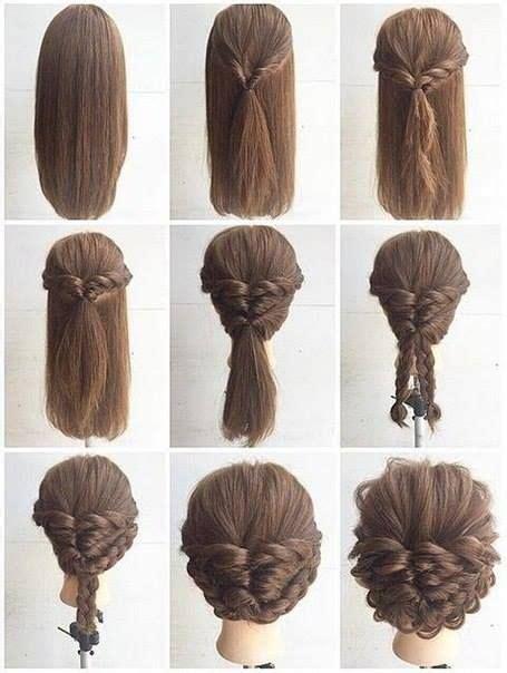 diy hairstyles for shoulder length best 25 diy hairstyles ideas on pinterest