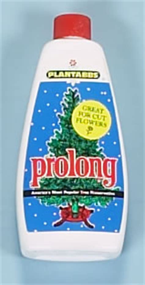xmas tree preserver prolong tree preservative