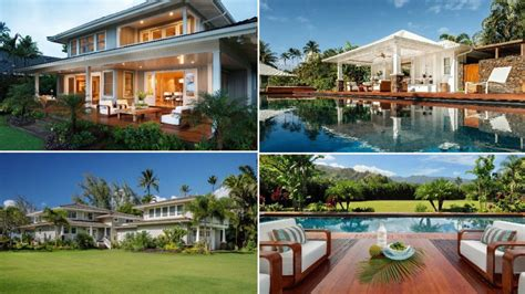 how much are houses in hawaii most expensive home in hawaii is 45m kauai estate realtor 174
