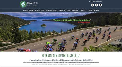 production house website design lake tahoe website design