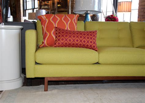 Chartreuse Sofa by Chartreuse Sofa Chesterfield Sofa In Chartreuse Green