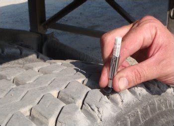 lessons  tire tread depth  mismatched tires
