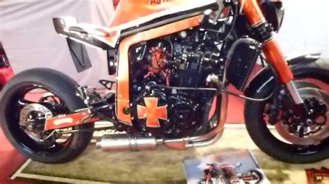 Suzuki Agents Streetfighter Suzuki Gsx R 750 Orange By Heavy