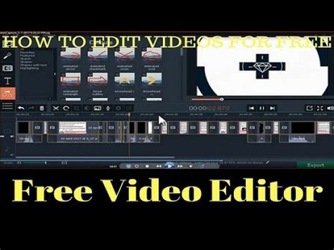 Best Free Full Version Video Editing Software | free best video editing software no watermark fully