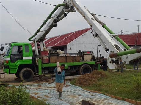 Harga Sewa Pompa Beton harga sewa pompa beton standar supplier material konstruksi