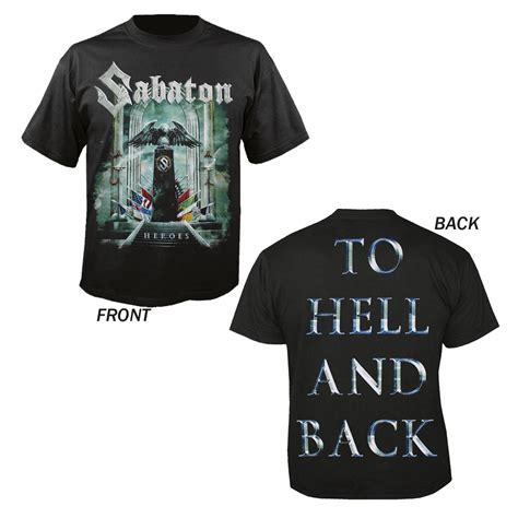 Kaos Panic At The Disco Tshirt Gildan Softstyle Za 29 kerrang magazine heroes black sabaton t shirt